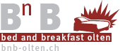 logo bed and breakfast olten